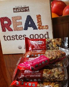 Finally Non-GMO Snack Bars! Check out MudPiesAndTiaras' review of our organic, vegan, gluten-free, and totally non-GMO healthy bars!