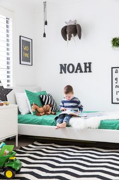 Adore Home magazine - Blog - Adore's Jun/Jul issue out now! (idea share kids rooms)