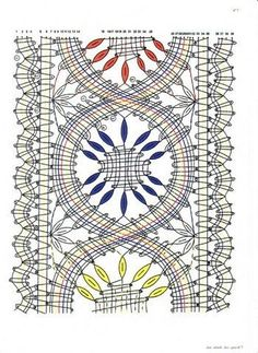 Marcapáginas tricolor