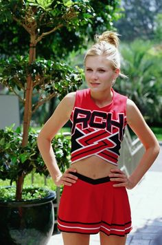 """This is not a democracy, it's a cheerocracy."" -Kirsten Dunst in ""Bring It On"""