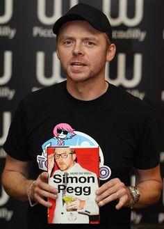 simon pegg // great book