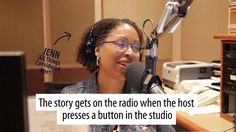 How a story gets made: behind the scenes with Michigan Radio Social Media Channels, Michigan, How To Get, Bear, Music, Musica, Musik, Bears, Muziek