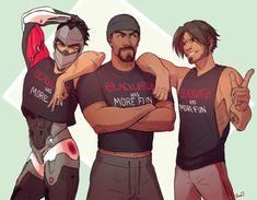 Overwatch - The Boys