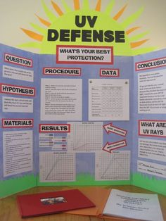 High School Science Fair Projects | Science Fair Success: