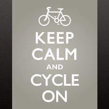 For my friends who cycle