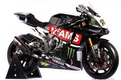 J. Ellison's McAMS Yamaha YZF R1 Superbike