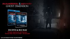 Résultats concours Paranormal Activity 5 : 5 Blu-Ray + 5 DVD gagnés !