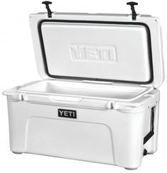 These are REDICULOUS! Marine Ice Chest - Camping Coolers - YETI Tundra Cooler   YETI Coolers
