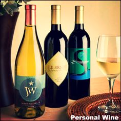 Represent your company with a customized bottle of wine. Great for branding! http://www.personalwine.com
