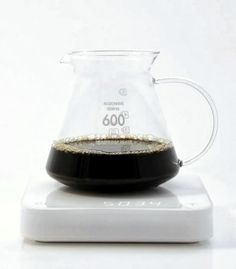 The Acaia Smart Scale: Now Keeping Time | Dear Coffee, I.L.Y.
