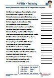 #4 #Faelle Training #Italienisch Arbeitsanweisungen sind in den Lösungen in Italienisch übersetzt. Arbeitsblätter / Übungen / Aufgaben für den #Grammatik- und Deutschunterricht - Grundschule.  Es handelt sich um 105 Sätze, die auf 5 Arbeitsblätter verteilt sind. In jedem Satz den richtigen Fall des fettgedruckten Satzgliedes bestimmen.  #Nominativ, #Genitiv, #Dativ und  #Akkusativ bestimmen