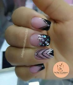 Beauty Nails, Nail Designs, Make Up, Nail Art, Arte Floral, Manicures, Nail Ideas, Bling Nails, Designed Nails