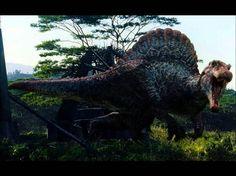 Dinosmania | espinossauro