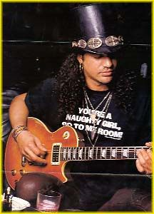 Who doesn't love Slash?