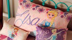 Blog Estação - Jogo de cama Frozen | Riachuelo - O Abraço da Moda