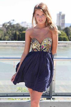 LOBEY MOLLY DRESS- OMG!