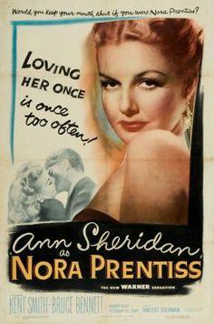 NORA PRENTISS (1947): Turbo-charged Noir Melodrama film noir ...