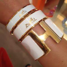 Herm猫s Bracelets