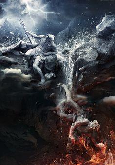 Divine Boundaries - Wojciech Magierski