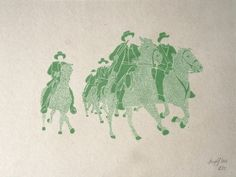 Kavaliers Sérigraphie sur carton 2mm Diagram, Map, Artwork, Atelier, Work Of Art, Auguste Rodin Artwork, Location Map, Artworks, Maps