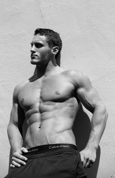 total stud handsome with a great body.