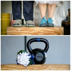 Crossfit post wedding fun!