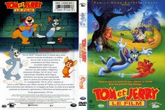 Tom et jerry le film 1992 torrent Jumanji Movie, Tom And Jerry, Vintage Cartoon, Covered Boxes, Me On A Map, Box Art, Cover Art, Toms, Movies