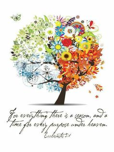 View top-quality illustrations of Four Seasons Spring Summer Autumn Winter Art Tree Beautiful. Find premium, high-resolution illustrative art at Getty Images. Bible Art, Scripture Verses, Bible Quotes, Scriptures, Scripture Pictures, Scripture Painting, Snoopy And Charlie, 1 Tattoo, Winter Art