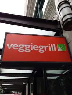Veggie Grill in Seattle, WA Grilled Veggies, Four Square, Seattle, Grilling, Grilled Vegetables, Crickets, Backen, Grill Party