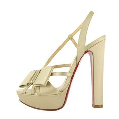 ad8736c061d2 Confessions of a Shoe Addict  Bridal Shoes from Christian Louboutin