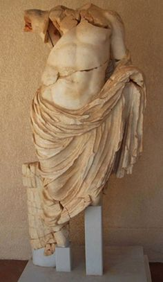 Image result for broken marble statue