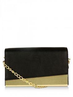 Steve Madden Curb Chain Strap Sling Bag online from koovs.com