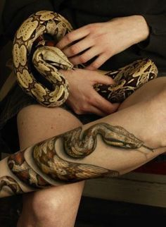 3D Tattoos You Couldn't Even Imagine