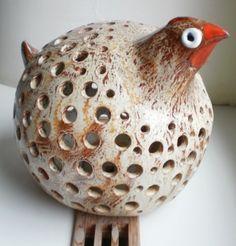 Hens, Decorative Bowls, Ceramics, Home Decor, Ceramica, Pottery, Decoration Home, Room Decor, Ceramic Art