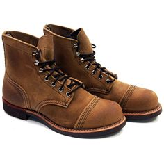 Red Wing Heritage Iron Ranger Boots 8113