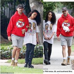 Fka twigs #fkatwigs #celebrities #robertpattison We Wear, How To Wear, Shia Labeouf, Serena Williams, Celebs, Celebrities, Streetwear, Normcore, Graphic Sweatshirt