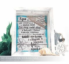 Fathers Day, Diy And Crafts, Sweet Home, Dads, Thoughts, Frame, Christmas, Gifts, Home Decor
