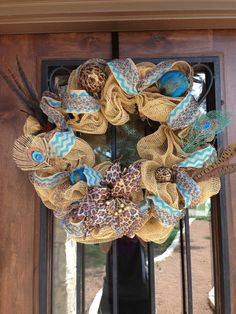 I love this, but I can't afford $80 for a wreath. I know they are expensive to make. I want one like this though. :)