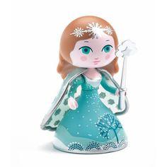 Djeco Arty Toys Figur Prinzessin Iarna mit Zubehör - Bonuspunkte sammeln, auf Rechnung bestellen, DHL Blitzlieferung!