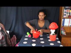 hongo con globos - YouTube