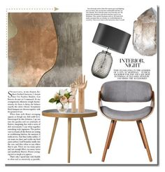 """know i'll always be there"" by fatal-poison-4-u ❤ liked on Polyvore featuring interior, interiors, interior design, home, home decor, interior decorating, Bloomingville, HAY and Heathfield & Co."