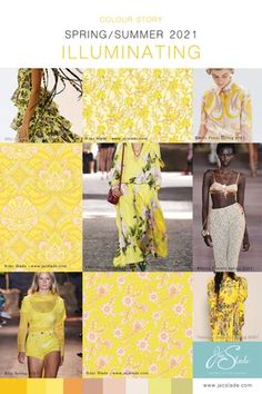 Yellow Fashion, Fashion Colours, Colorful Fashion, Yellow Pantone, Pantone Color, Colour Story, Color Stories, Use E Abuse, Color Of The Year