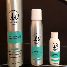 Just in love with my new Milani Hair products! #milanihair  http://milanihair.com/shop.asp