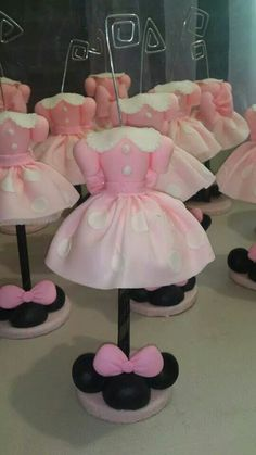 Vestidos de Minnie