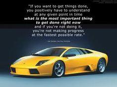 Good motivation.