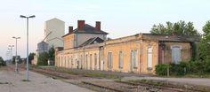 France ; La Gare de Pithiviers : futur lieu de mémoire ?