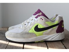 Image 4 / from Nike Air Icarus 1991 Nike Icarus, Vintage Sneakers, Nike Air, Times, Image, Design, Style, Fashion, Swag
