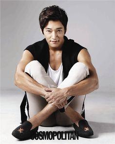 Choi Jin Hyuk - Cosmopolitan Magazine September Issue '13