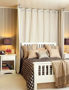 Simple bedroom without windows the utility closet Pinterest
