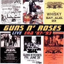 GUNS'N'ROSES - Live Era '87-'93